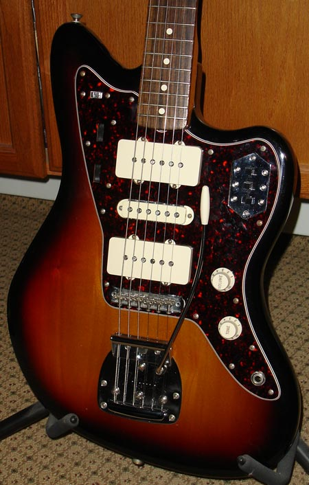 re new wiring option on a jazzmaster is is possible. Black Bedroom Furniture Sets. Home Design Ideas
